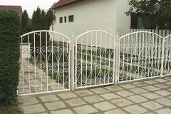Kapuk, kerítés, Szeged